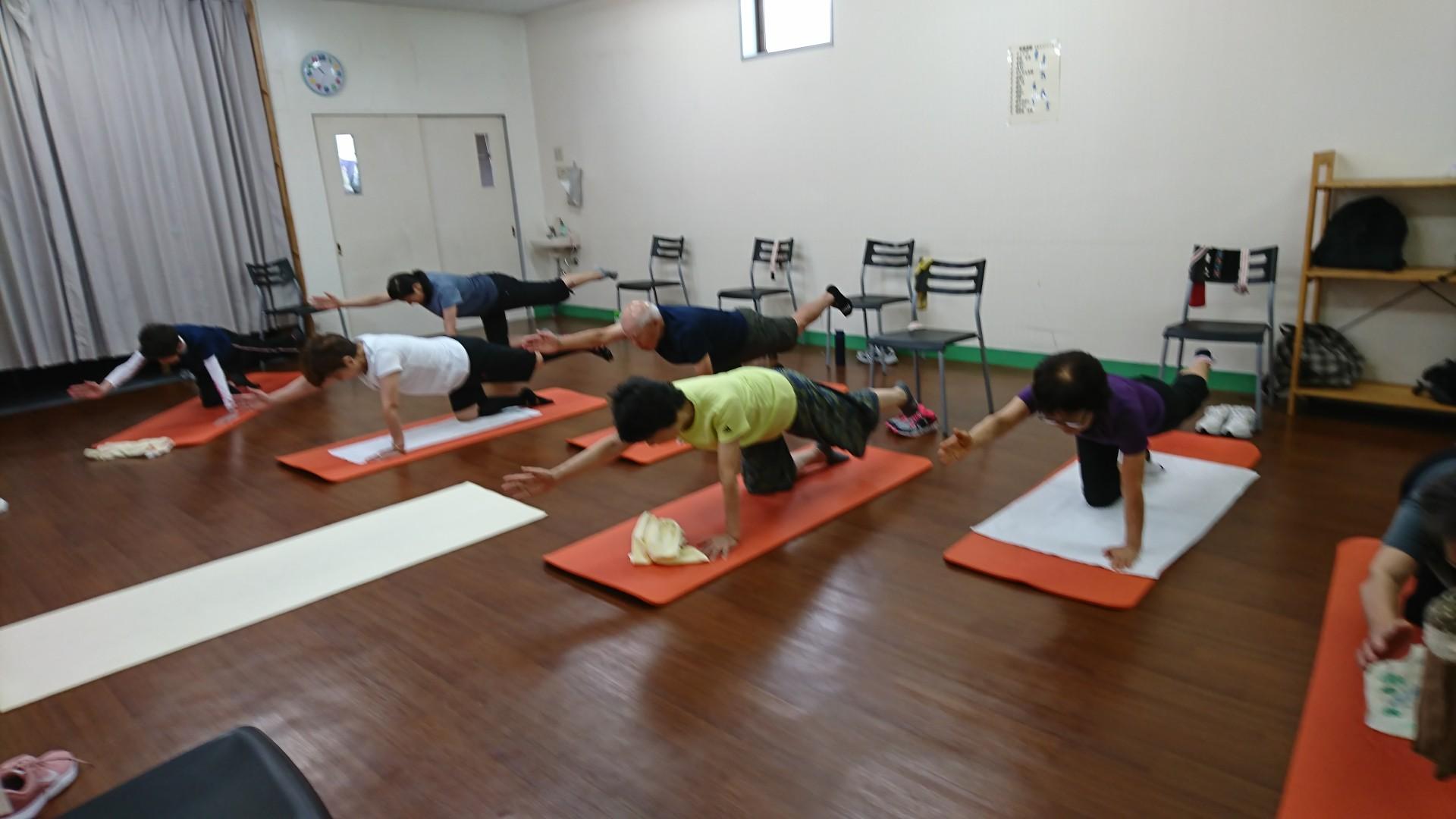 健康サポート教室